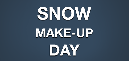 Snow Makeup Days 2019