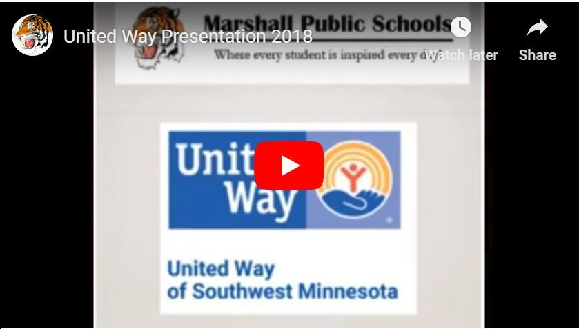 United Way Campaign Drive