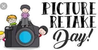 Picture Retake Day - October 30th
